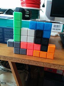 Tetris complete