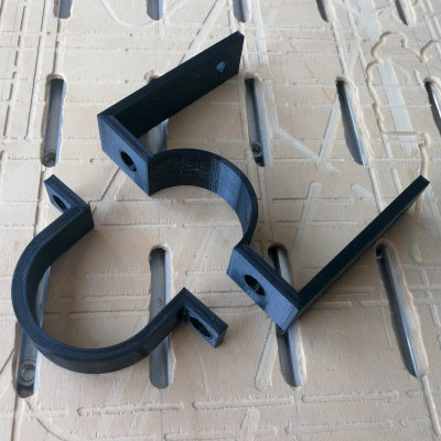 Impresion 3d prototipo soporte patinete
