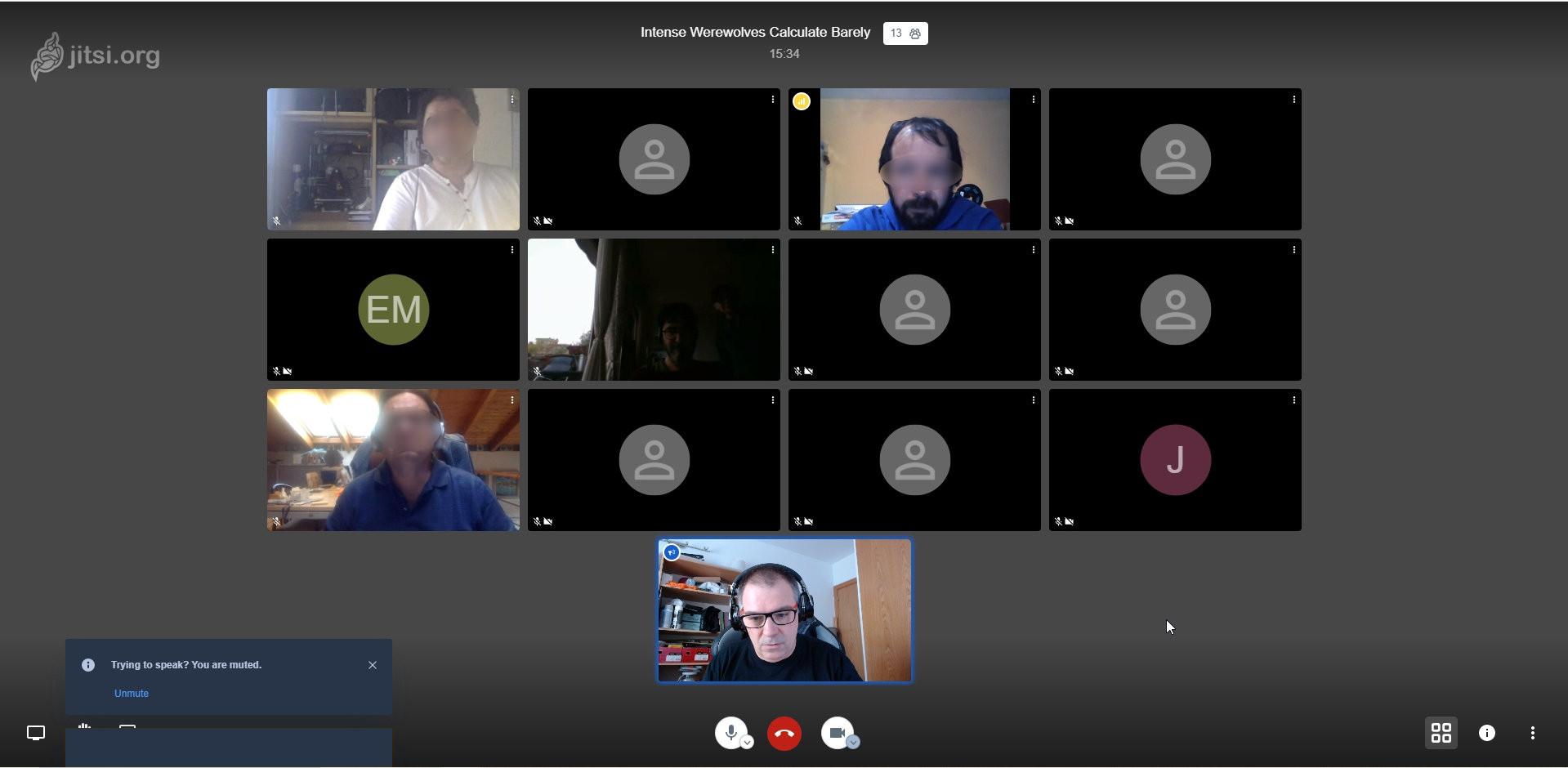 Tutoría por videoconferencia