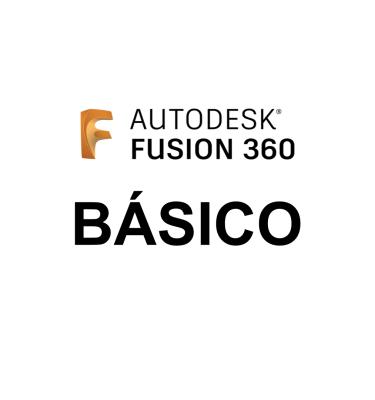 carátula curso Fusion 360 básico