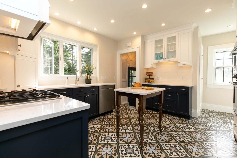 spanish tile kitchen norbut renovations