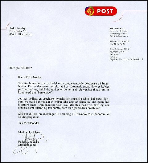 Ps in cover letter