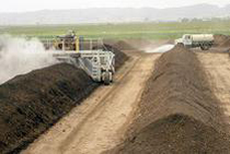organic compost products - norcal ag services - serving northern and central california