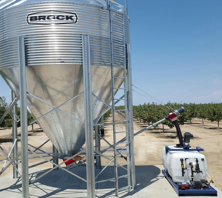 gypsum-machines - northern and central california - norcal ag services