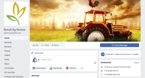 norcal-ag-facebook-page
