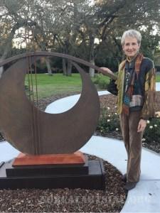 Sue Anne Foster, artist, sculptor