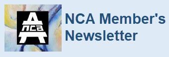 NCA Member's Newsletter Logo