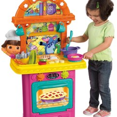 Costco Kitchen Play Set Rugs Walmart Dora The Explorer: Sizzling Surprises Just $37.49 ...