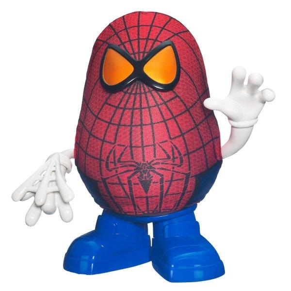 Potato Head Spider Man Spud Toy 5.50
