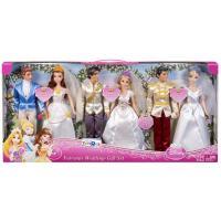 Barbie Fairytale Wedding Doll Set - Unique Wedding Ideas