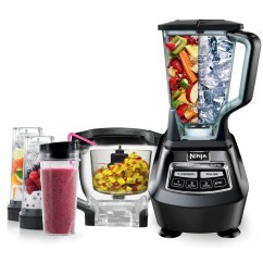 Walmart Ninja Mega Kitchen System Milo's Blender Food Processor And More