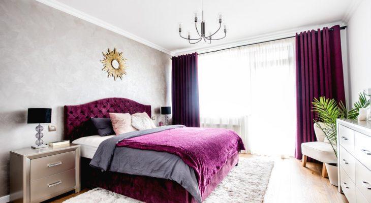 15 Purple Bedroom Ideas