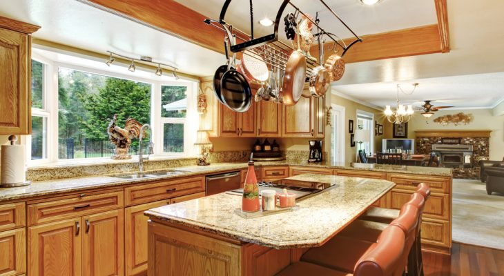 20 Remarkable Kitchen Ceiling Ideas You Need To See