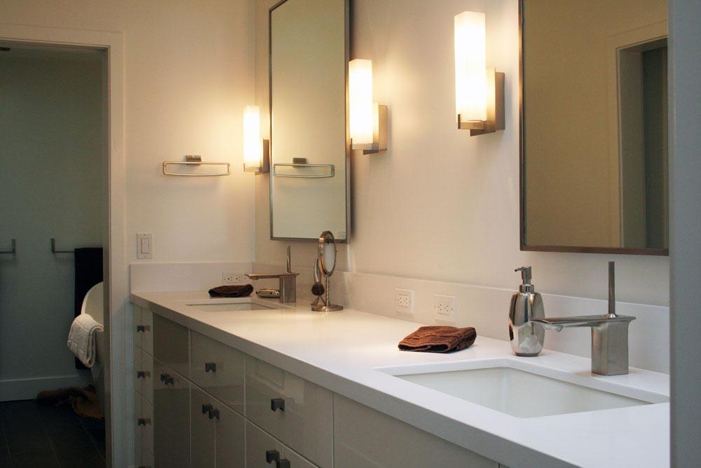 21 Wonderful Bathroom Countertop Ideas For You