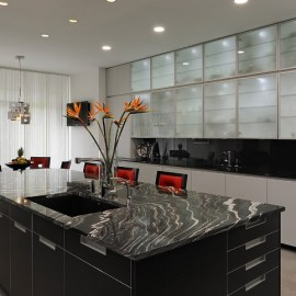glass-kitchen-cabinet-doors-dream-kitchen-design-amazing-kitchens-black-white-kitchen