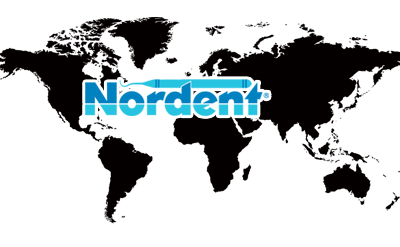Nordent Serves Over 40 Countries