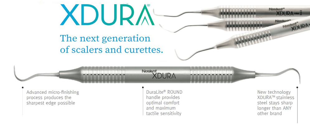 XDURA®: Sharper….. Longer