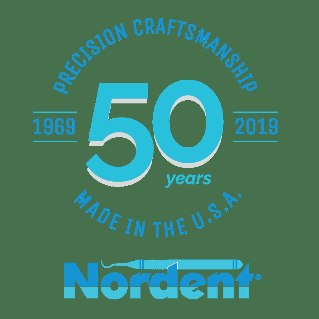 Nordent Celebrates 50 Years
