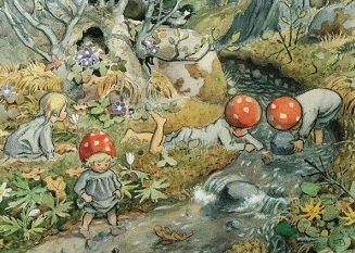 elsa-beskow-wood