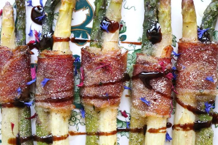 ricetta-asparagi-speck-e-marmellata-di-uva-spina