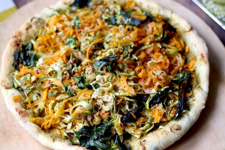 ricetta-pizza-con-spaghetti-di-verdura