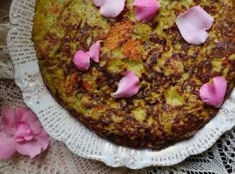 frittata-al-pesto-e-patate-dolci