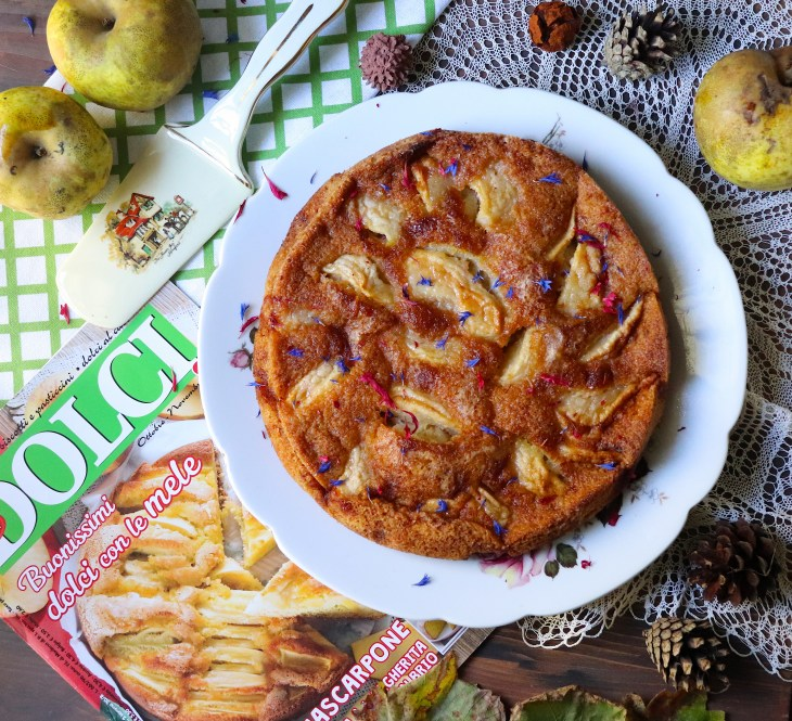 ricetta-torta-di-mele-perfetta