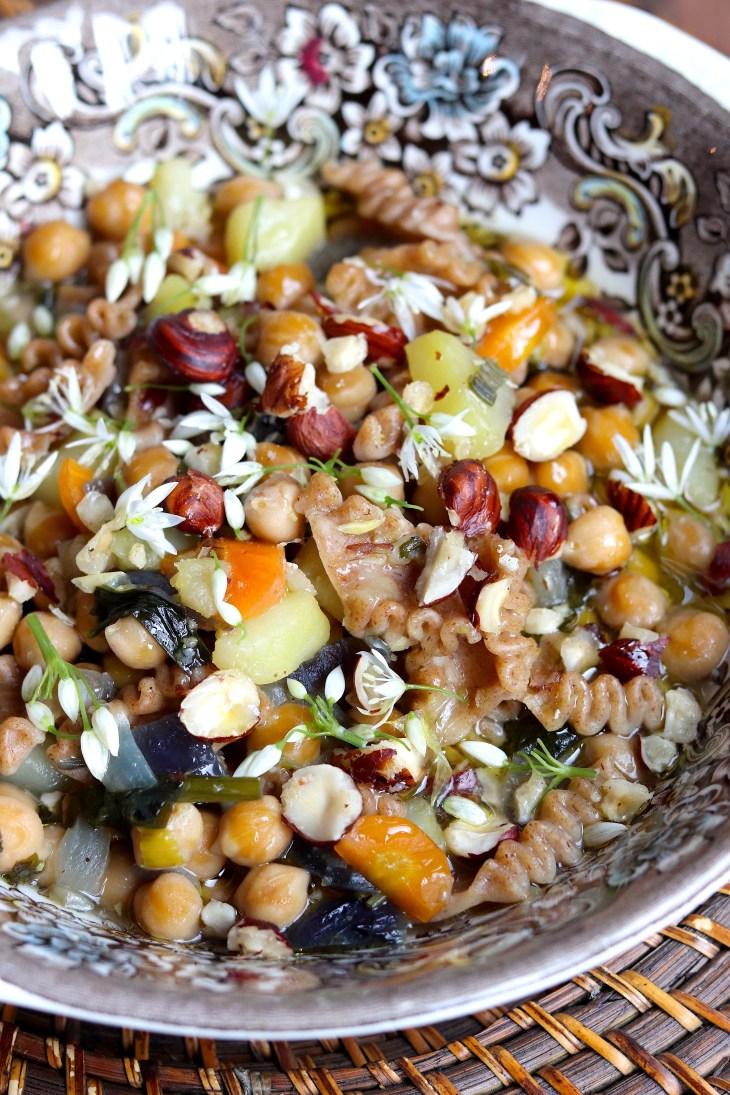 ricetta zuppa rustica