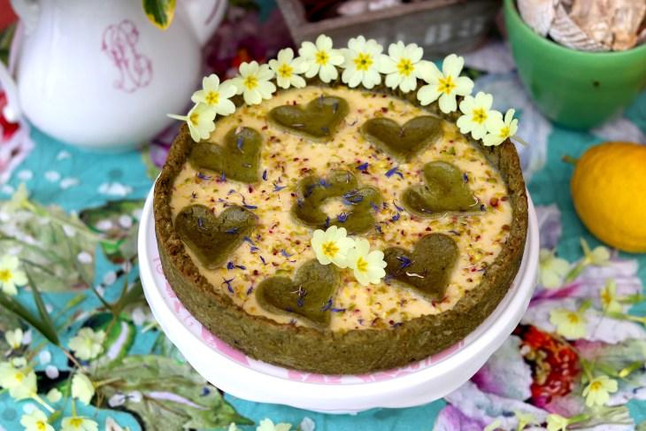 ricetta-crostata-al-limone-e-matcha