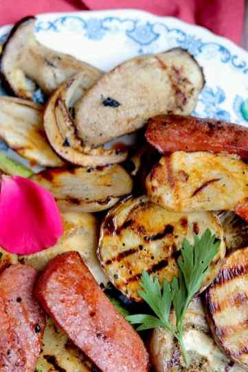 porcini-e-verdure-al-forno