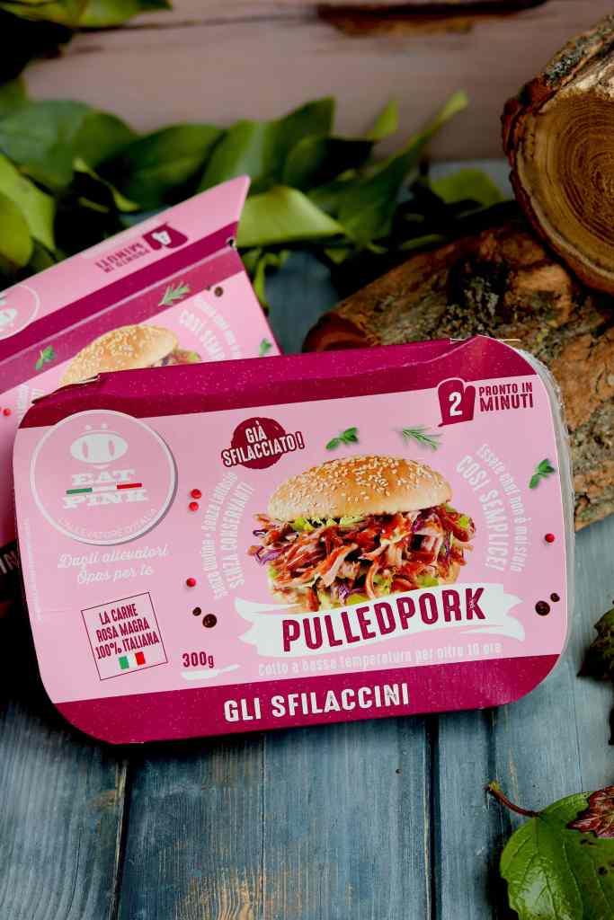 eat pink carne di maiale