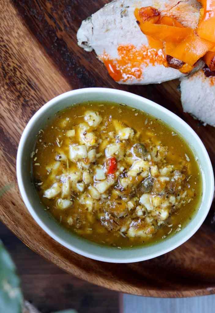 salsa gribiche ricetta