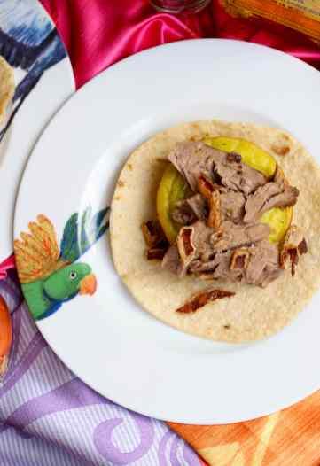 piatti messicani di alma latina