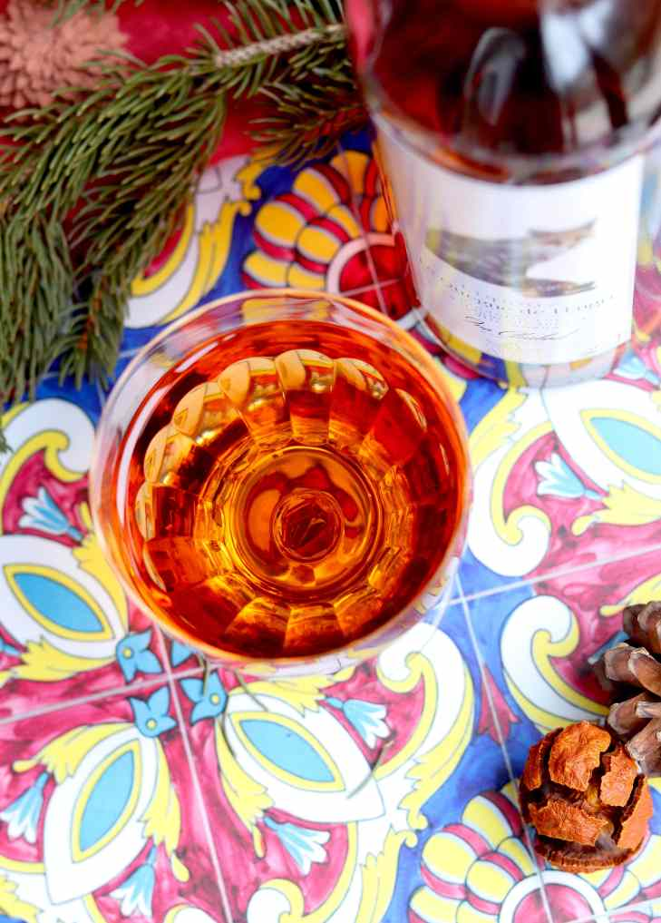 liquore castagne la stella alpina