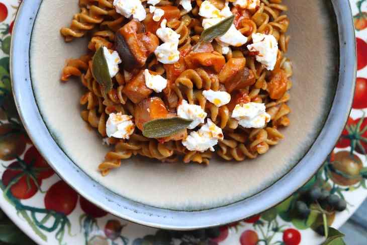 pasta piccante ricetta