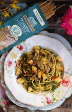 spaghettoni primograno rustichella d'abruzzo