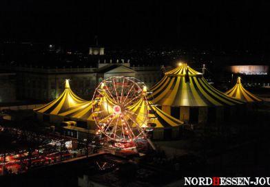 Dreister Dieb klaut Zirkuseinnahmen: Couragierte Weihnachtsmarktbesucher nehmen flüchtenden Täter fest