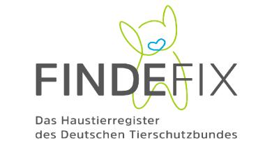 """""""FINDEFIX"""" – Haustierregister des Deutschen Tierschutzbundes mit neuem Namen"""