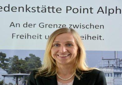 Point-Alpha-Stiftung sucht Nachfolger von Ricarda Steinbach