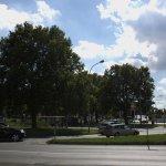 Gleisbau am Platz der Deutschen Einheit