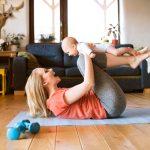 Sport als Ausgleich zum Baby-Alltag: So klappt's