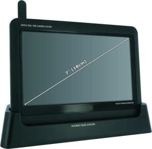 CS87T alleen Monitor