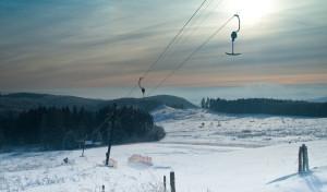 Winter-Habichtswald