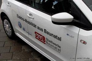 E-Mobilität aus Baunatal in Baunatal (Foto: Rainer Sander)