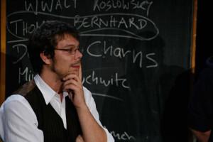 Felix Römer_Poetry Slam
