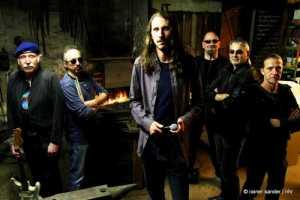 Mit neuem Sänger: die Steven Stealer Band (Foto: Rainer Sander)