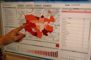 Statistische Daten einfach abrufen – Stadt Kassel stellt Statistikatlas online