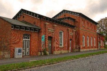 Stadt Kassel hat alte Pumpstation am Auedamm gekauft