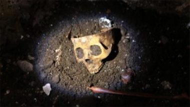 London 1997: Bei Ausgrabungen werden in einem Haus die sterblichen Überreste von 28 Menschen freigelegt.