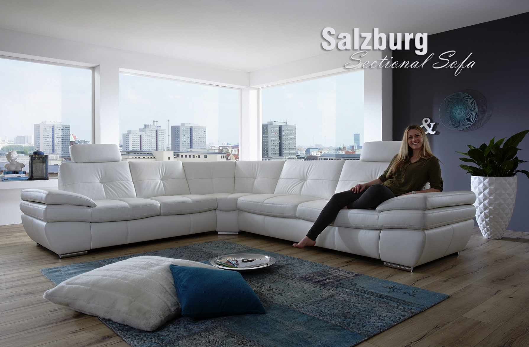 how to re plump leather sofa cushions kincaid drop leaf table salzburg sectional - design and functionality